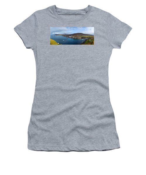 Clouds Over The Sea, Atlantic Drive Women's T-Shirt