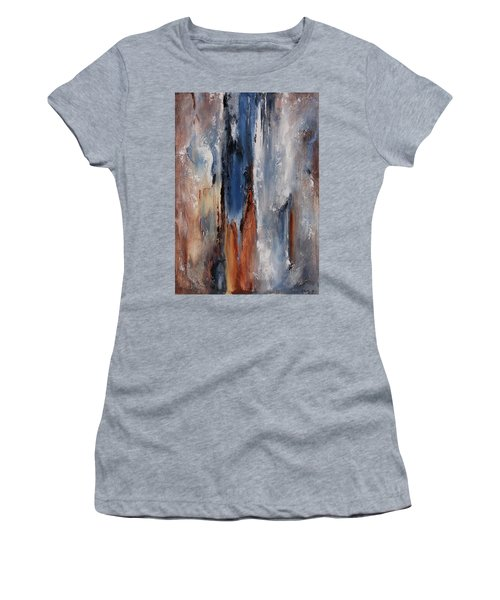 Color Harmony 06 Women's T-Shirt (Junior Cut) by Emerico Imre Toth
