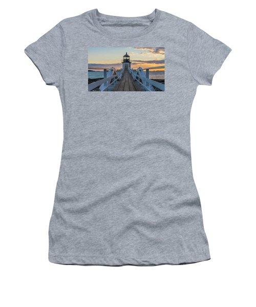 Colorful Ending Women's T-Shirt