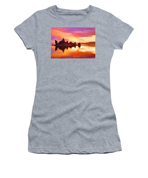 Colors Women's T-Shirt (Athletic Fit)