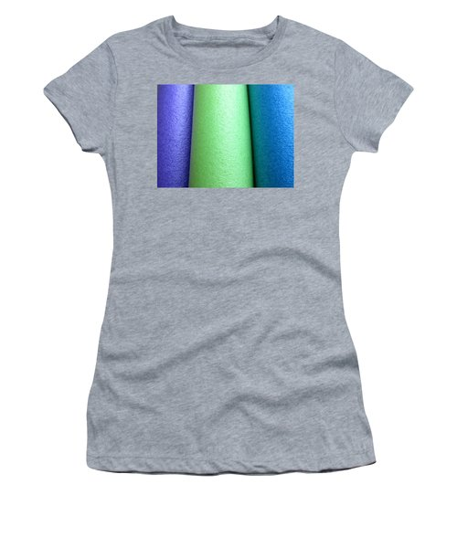 Colorscape Tubes A Women's T-Shirt (Athletic Fit)
