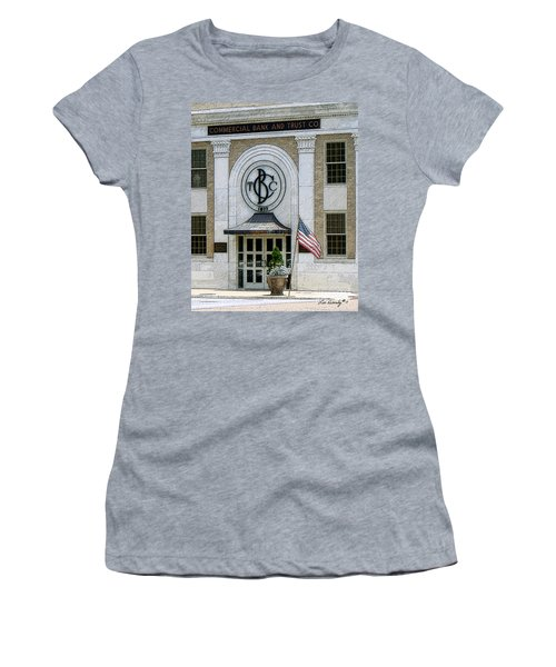Commercial Bank And Trust Women's T-Shirt