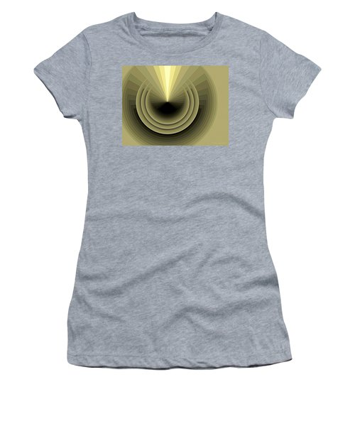 Composition 120 Women's T-Shirt (Junior Cut) by Terry Reynoldson