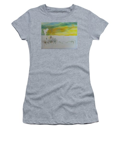 Composition Women's T-Shirt (Athletic Fit)