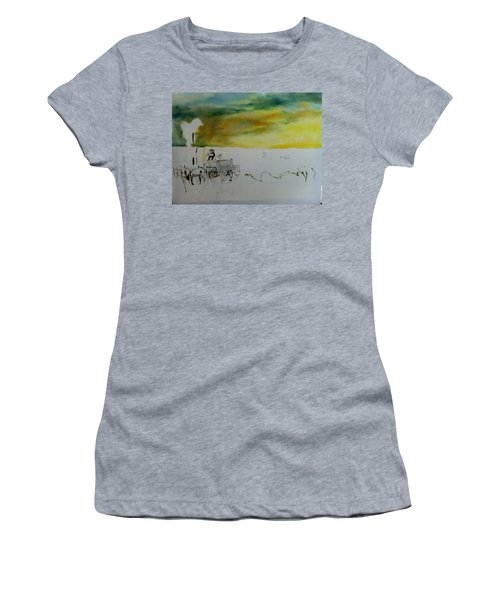 Composition2 Women's T-Shirt (Athletic Fit)