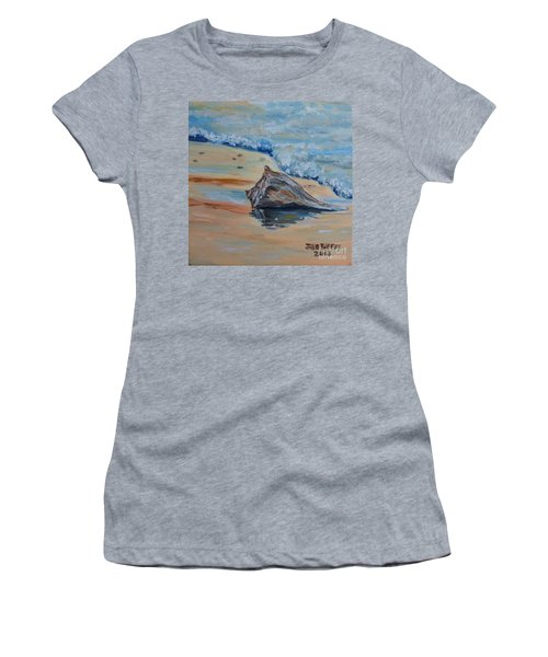 Conched Out Women's T-Shirt (Athletic Fit)
