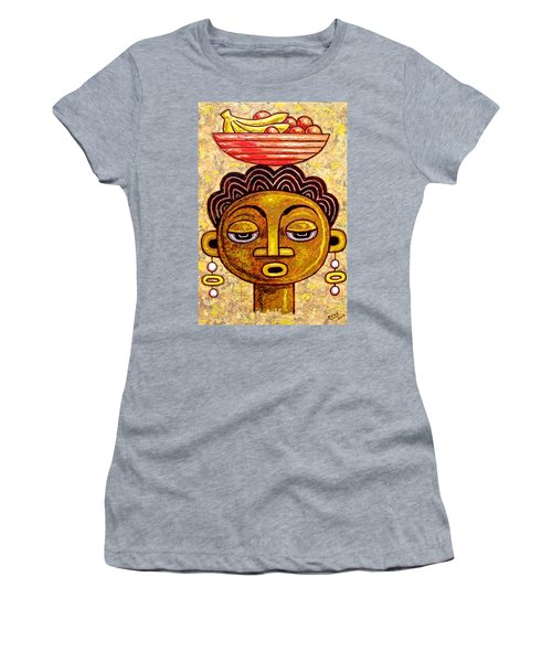 Congalese Face 1 Women's T-Shirt