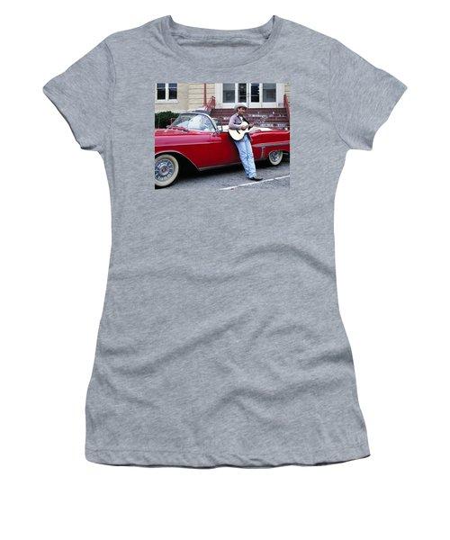 Country Singer Clint Black Women's T-Shirt