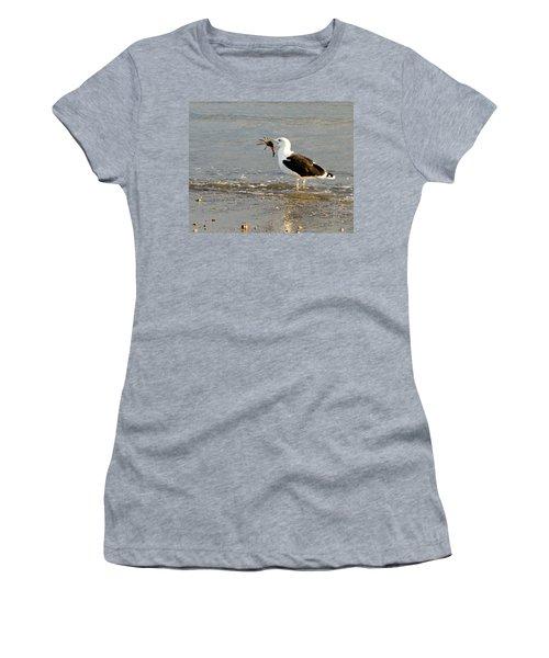 Crab For Dinner Women's T-Shirt