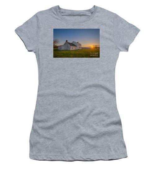 Craig House Sunburst  Women's T-Shirt