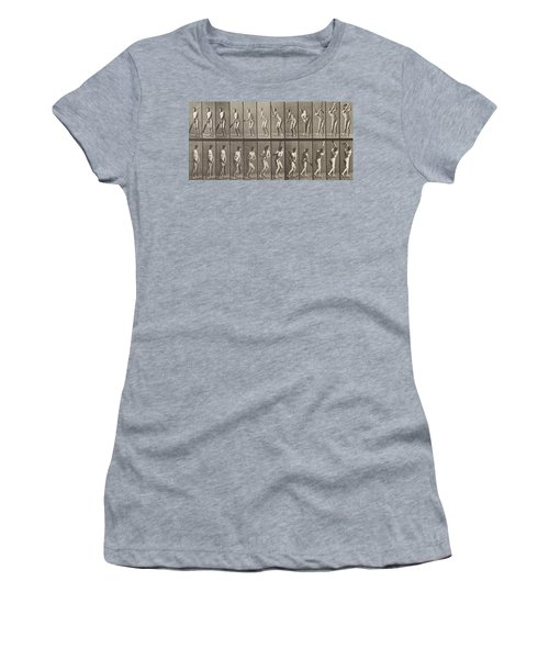 Cricketer Women's T-Shirt (Athletic Fit)
