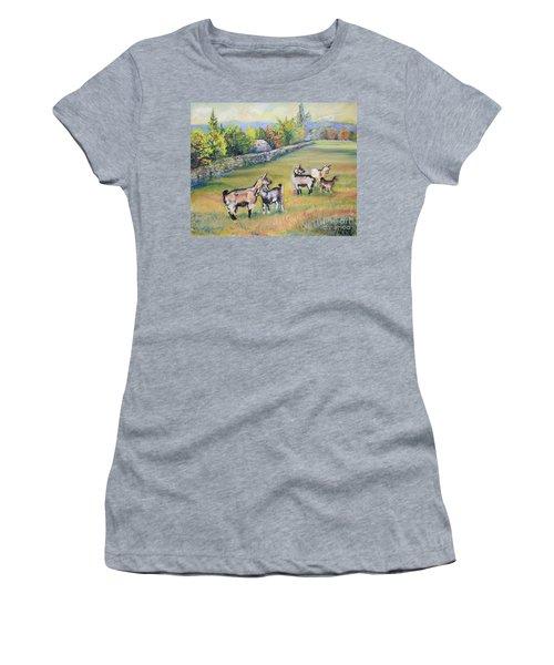 Croatian Goats Women's T-Shirt