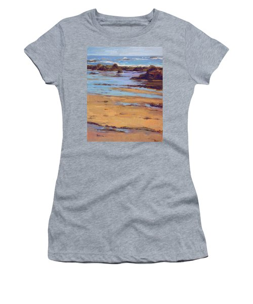Crystal Cove Women's T-Shirt (Athletic Fit)