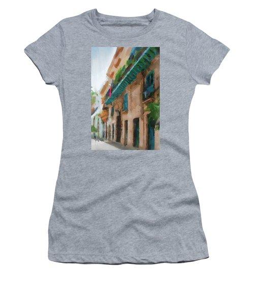 Cuban Street Women's T-Shirt