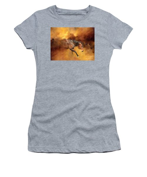 Dancing Free II Women's T-Shirt (Athletic Fit)