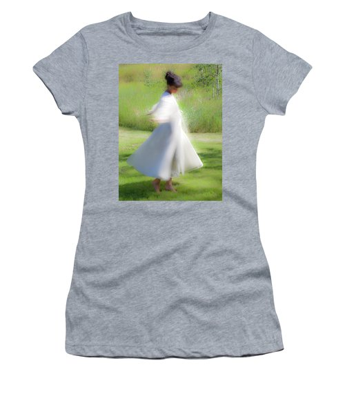 Dancing In The Sun Women's T-Shirt (Athletic Fit)