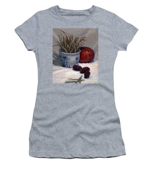 Dates Lemongrass And Mango Women's T-Shirt