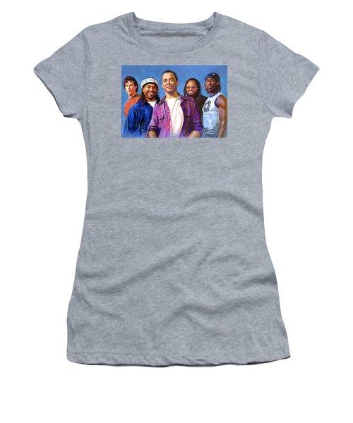 Dave Matthews Band Women's T-Shirt (Athletic Fit)