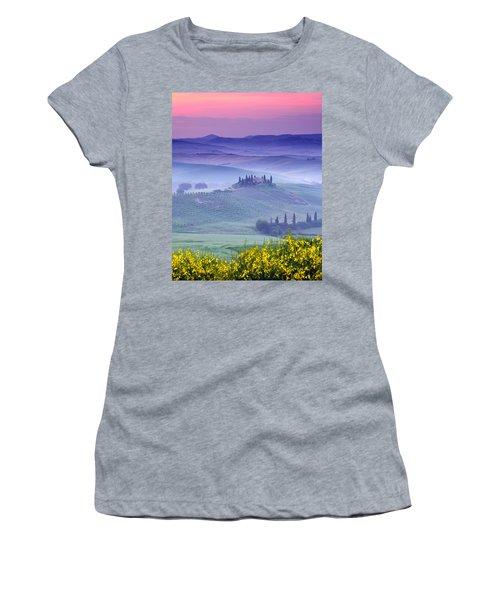 Dawn Over Belvedere Women's T-Shirt