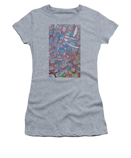 Delta In A Web Women's T-Shirt