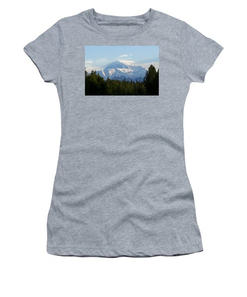Denali A Closer Look Women's T-Shirt (Athletic Fit)