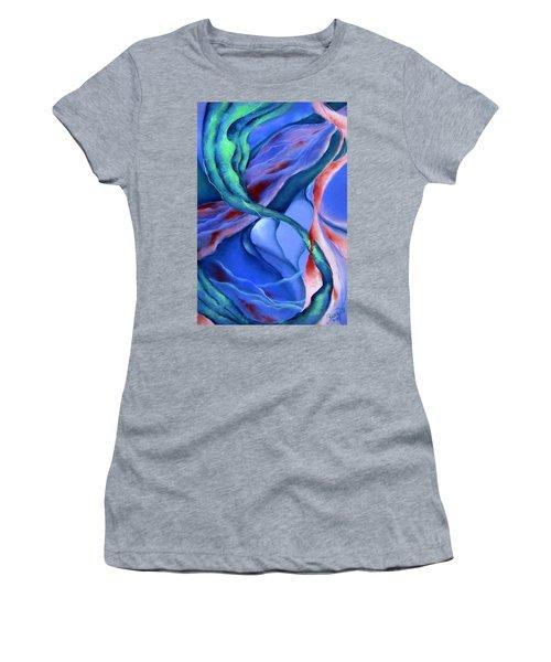 Depths Women's T-Shirt (Athletic Fit)
