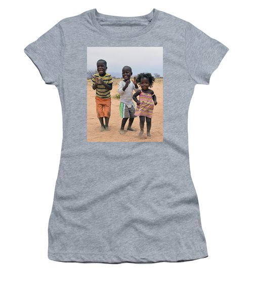 Desert Dance Women's T-Shirt (Athletic Fit)