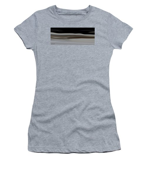 Desert Of Trust Two Women's T-Shirt (Junior Cut) by Sir Josef - Social Critic -  Maha Art