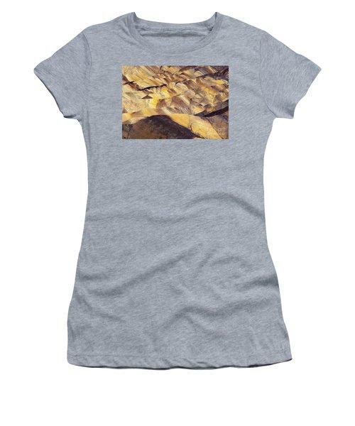 Desert Undulations Women's T-Shirt (Athletic Fit)
