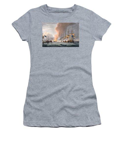 Destruction Of The Danish Fleet Women's T-Shirt