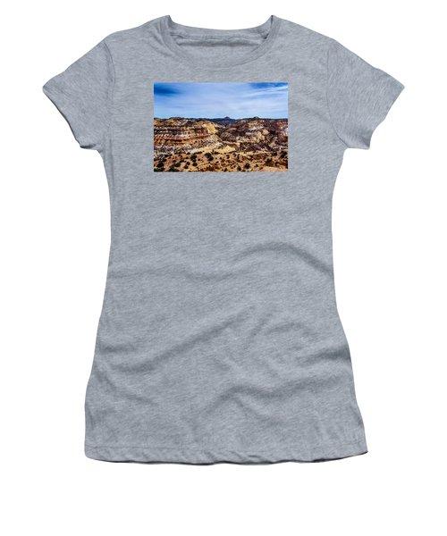 Devil's Canyon Women's T-Shirt (Athletic Fit)