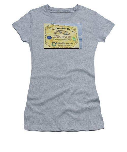 Domaine Des Averlys Women's T-Shirt