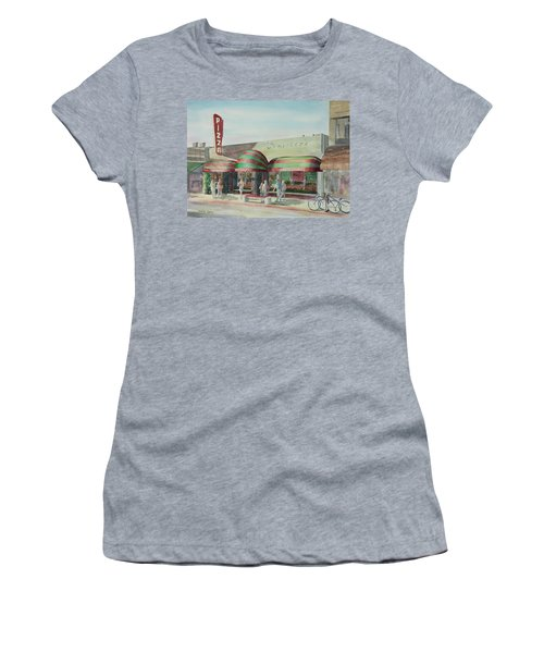 Domenicos In Long Beach Women's T-Shirt