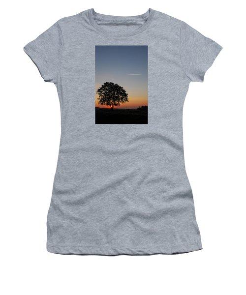 Dorset Dawn Women's T-Shirt (Junior Cut) by Wendy Wilton