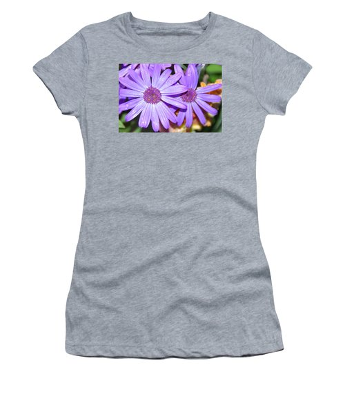 Double Purple Women's T-Shirt