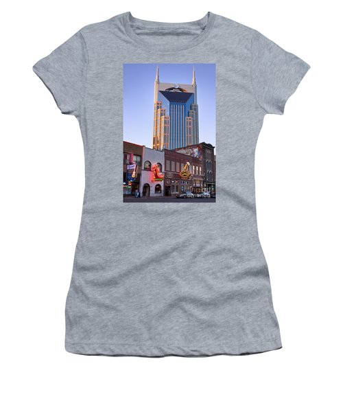 Downtown Nashville Women's T-Shirt