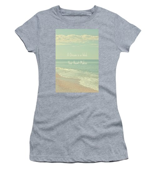 Dreams And Wishes Women's T-Shirt