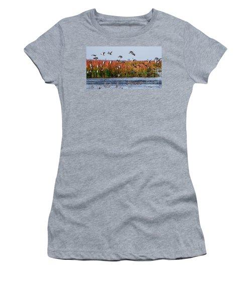 Duck Blind Women's T-Shirt