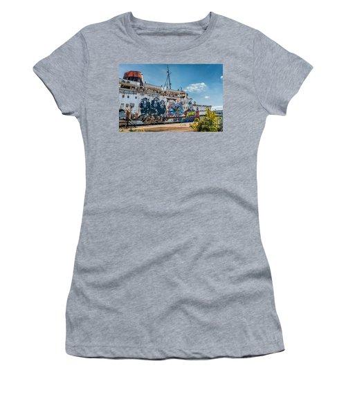 Duke Graffiti  Women's T-Shirt