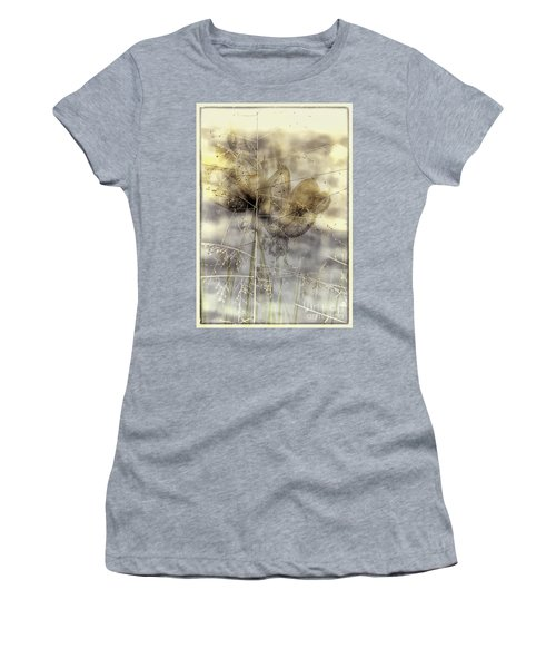 Dune Grass On Yucca Women's T-Shirt (Athletic Fit)
