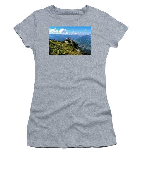 Eagle's Nest Women's T-Shirt (Athletic Fit)