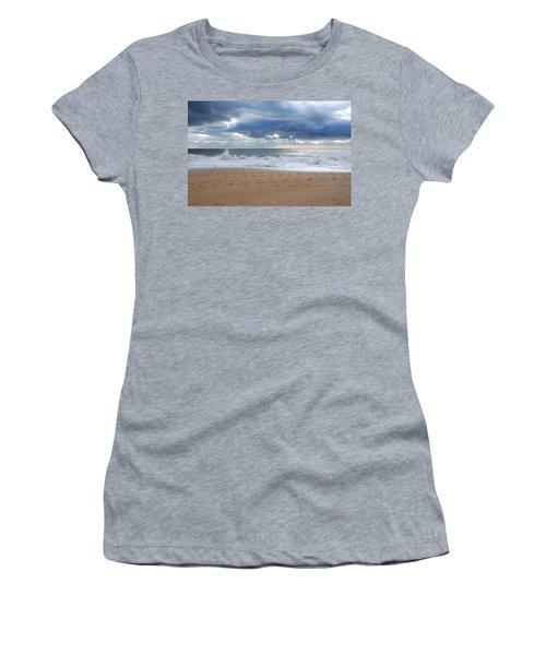 Earth's Layers - Jersey Shore Women's T-Shirt
