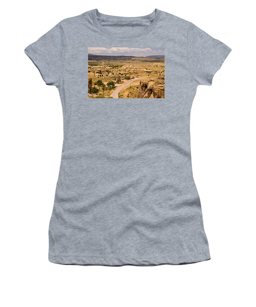 Eastern Mesa View Women's T-Shirt (Athletic Fit)