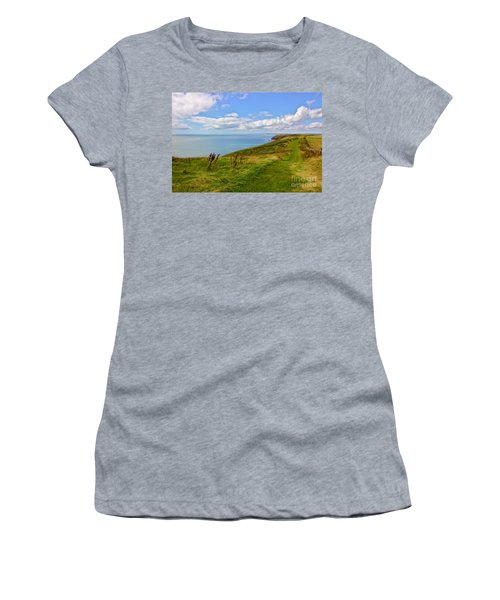 Edge Of The World Women's T-Shirt