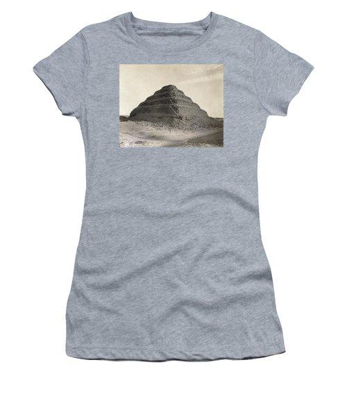 Egypt Step Pyramid Women's T-Shirt
