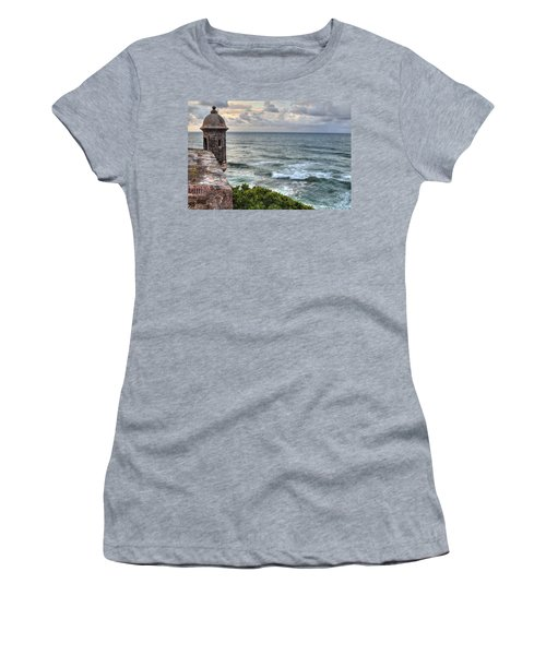 El Morro Sunset Women's T-Shirt