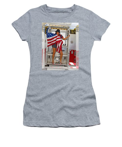 El Paso Drag20 Women's T-Shirt (Athletic Fit)