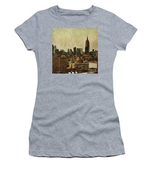 Empire Stories Women's T-Shirt (Athletic Fit)