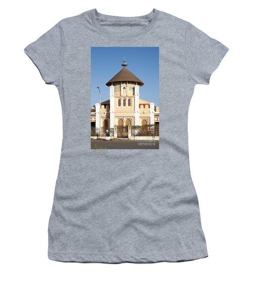 enda Mariam cathedral in asmara eritrea Women's T-Shirt (Athletic Fit)