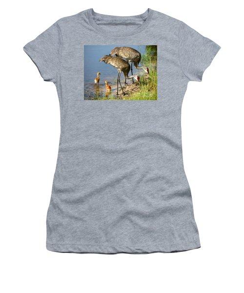 Enjoying The Water Women's T-Shirt